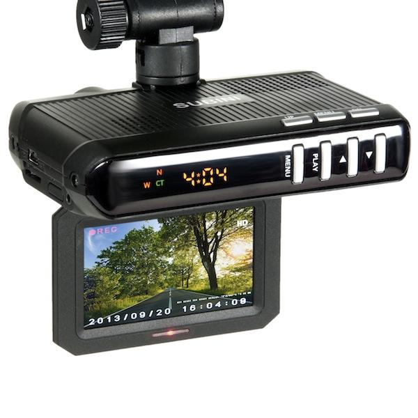 купить видеорегистратор 3 в 1 (subini str gh1-fs) низкая цена