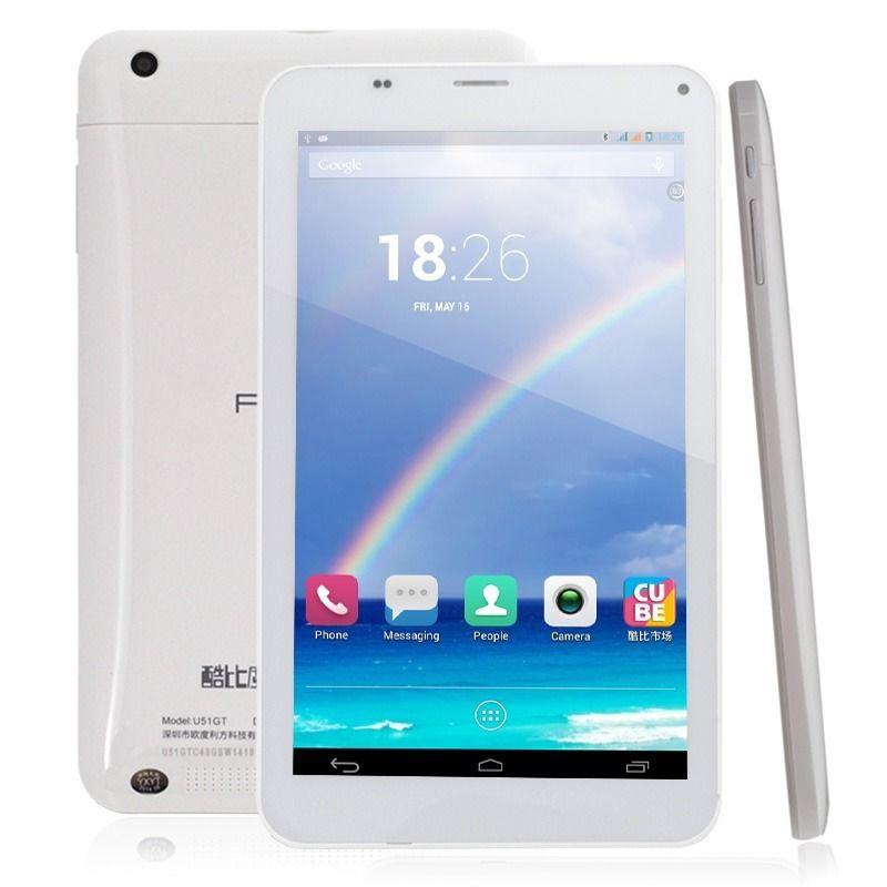 купить планшет телефон на андроид cube talk 7x 7 дюймов низкая цена